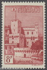 MONACO - 1948 8f Lake-brown - UM / MNH