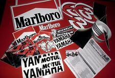 Graphics Stickers Replicas - YAMAHA YSR 500 Marlboro/Biaggi (TZR125/250)