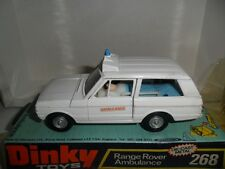 Dinky 268 Ambulance Range Rover