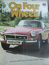 ON FOUR WHEELS ENCYCLOPEDIA OF MOTORING #68 MICHELOTTI MILITARY VEHICLES MILLE