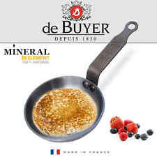 de Buyer - Mineral B Element - Blinis-Pfännchen 12 cm