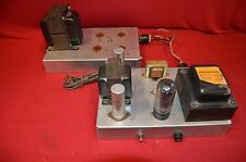 WA 20 Williamson 2 Chassis 5881 6SN7 5U4 Tube Audio Amplifier