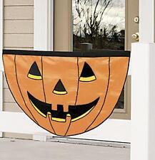 Halloween Pumpkin Flag/Banner/Bunting