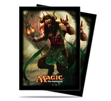 80 DECK PROTECTORS Vertical Xenagos, the Reveler MTG MAGIC Theros Ultra Pro