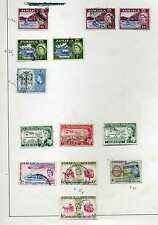 Jamaica 1956 to 1960 range on page used