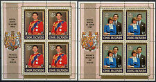Cook Islands 1982 Royal Baby Birth MNH Sheetlets Set #A90402