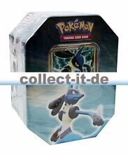 Pokemon Diamant & Perl Tin-Box - Lucario