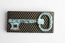 Korkenzieher Schlüssel Messing OVP