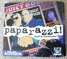 PAPARAZZI! TALES OF TINSELTOWN (Activision game)