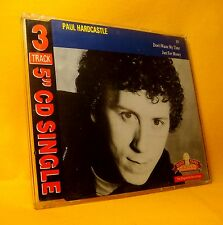 MAXI Single CD PAUL HARDCASTLE 19 3TR 1992 synth pop scratch