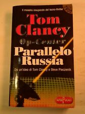 OP-CENTER PRALLELO RUSSIA - TOM CLANCY  LIBRO BROSSURA