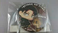 R94 Attack on titan Levi Can Badge