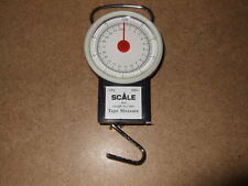 New Compact Fish Weighing Scales 50lbs/22kg Plus Tape Measure