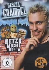 Hetz Mich Nicht! (Die Kürzer-Gehts-Nicht-Version) von Sascha Grammel. 95 Min.