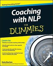 Coaching with NLP for Dummies® by Kate Burton (2011, Paperback)