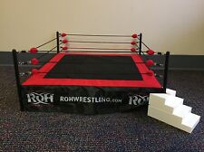 ROH Ring of Honor Wrestling Authentic Real Scale Ring Accessory Figures WWE Jakk