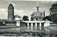 Alte Postkarte - Darmstadt - Künstlerkolonie, Russische Kapelle u. Hochzeitsturm