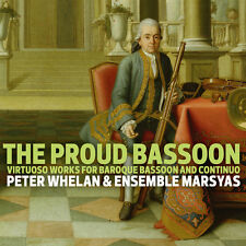 Proud Bassoon - Virtuoso Works For Baroque Bassoon - Boism (2014, SACD NEU) Sacd
