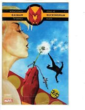 2 Miracleman Marvel Comic Books # 2 3 Neil Gaiman Buckingham Klein Sealed WM7
