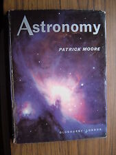 ASTRONOMY 1st.ED. 1961. OLDBOURNE .H/BACK. PATRICK MOORE. L/FORMAT