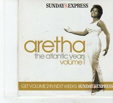(FR100) Sunday Express Presents, Aretha: The Atlantic Years [Disc 1] - 2007 CD