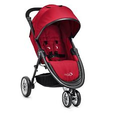 NEW NIB Baby Jogger City Lite Stroller, Red