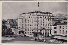 CPSM  --  SUISSE  GENEVE   HOTEL CORNAVIN   809.C