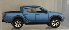 LOOSE!!  EXCLUSIVE  2008 MITSUBISHI L200 TRITON BLUE  1/68 scale