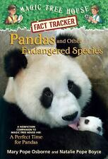 Magic Tree House Fact Tracker #26: Pandas and Other Endangered Species: A Nonfic