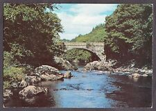 C. 1970s View of the River Conway and Beaver Bridge,Betws-y-coed,Caernarvonshire