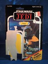 Vintage Star Wars Klaatu 65 Back Cardback
