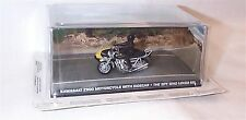 007 James Bond Kawasaki Z900 Motorcycle with Side car New in sealed pack