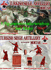 1:72 figuras 72070 Turkish victorias Artillery 16-17th Century mortar-Redbox