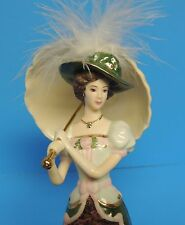 Garden of Prayer Grace in The Afternoon Thomas Kinkaid Collectible Lady Figurine