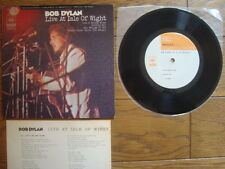 BOB DYLAN Live At Isle Of Wight JAPAN 33rpm EP Like A Rolling Stone+3 SONE-70119