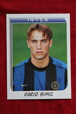 Panini CALCIATORI 2000 N. 105 INTER SIMIC DA BUSTINA!!