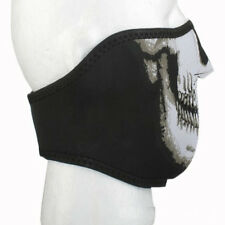 Cool Striking Skull Half Face Mouth Mask Ski Snowboard Motorcycle Protection