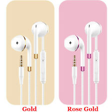 High Quality Stereo In-Ear Earphone Bass Headset Earbuds Anti-wrap With Micphone