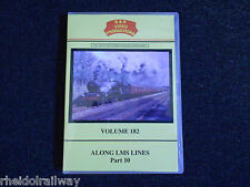 Lickey Incline, Crewe, Along LMS Lines Part 10, B & R Volume 182 DVD
