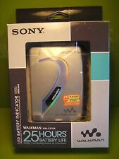 A SONY WM-EX194 WALKMAN  - FACTORY SEALED AND COMPLETE NEW IN BOX!