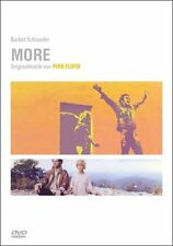 MORE (Original Soundtrack by PINK FLOYD) Barbet Schroeder DVD NEU + OVP!