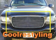 For 1998 1999 2000 2001 Cadillac Escalade Billet Grille Inserts
