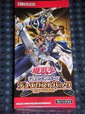 NEW YuGiOh! OCG Duelist Pack Pharaoh's Memories memory DP17 Booster Box JAPAN FS