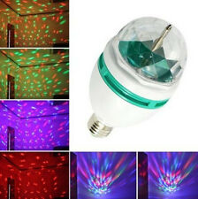 DJ Club Disco KTV Party Bar RGB Crystal LED Ball Projector Stage Effect Light 3W