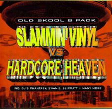 SLAMMIN VINYL VS HARDCORE HEAVEN - 28TH NOVEMBER 1998 (OLD SKOOL CD'S)