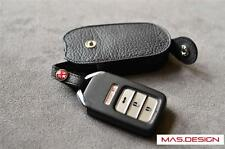 Leather Black case for  HONDA Accord EX Odyssey 2013 on  Keyless  KEY cover