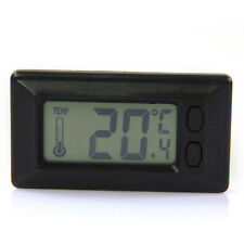 LCD Display Auto Car Dashboard Mini Digital Dual Display C/F Thermometer