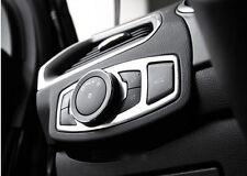 Edelstahl Rahmen für Schalter Ford  S-MAX Galaxy EDGE