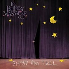 Show and Tell [The Birthday Massacre] [4042564089837] New CD