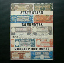 Australian Banknotes 1913-1966 2nd Ed Collecting Pre Decimal Notes Numismatics